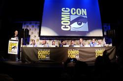 Rising Stars panel SDCC 2017