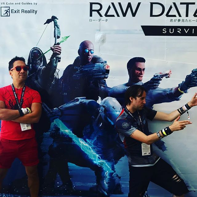 Raw Data - a huge hit!