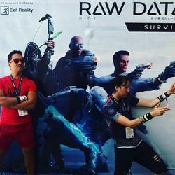 Raw Data - a huge hit!