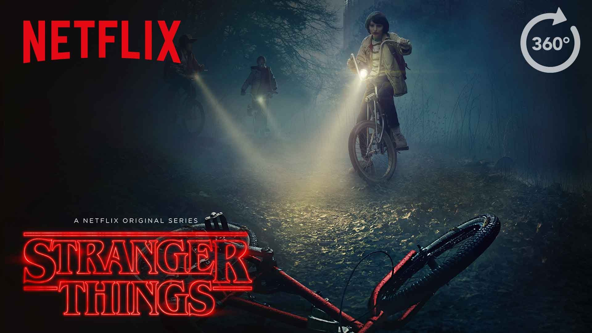 Stranger Things!