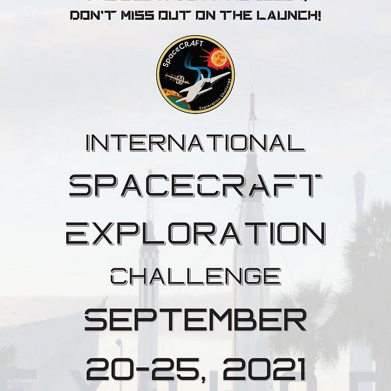 INTERNATIONAL SPACECRAFT EXPLORATION CHALLENGE