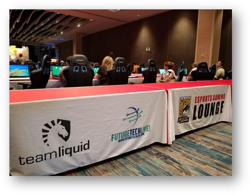 Esports Lounge