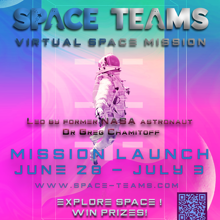 ONE GIANT LEAP AUSTRALIA SPACE MISSION