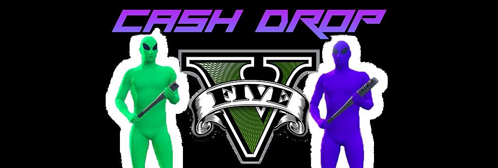 GTA V PC/XBOX360 CASH DROP