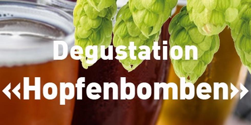 Degustation «Hopfenbomben»