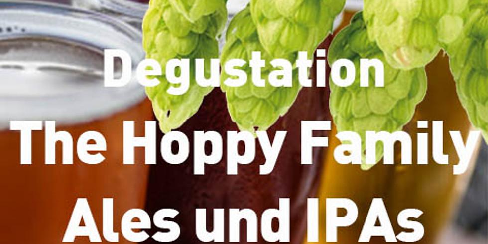 The Hoppy Family – Ales und IPAs