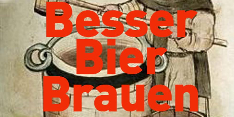 Workshop Besser Bier Brauen