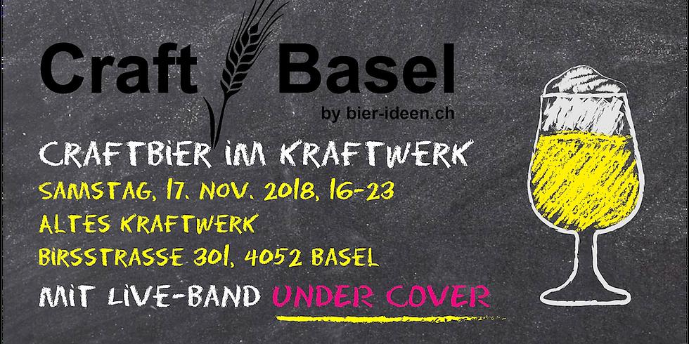Craft Basel | Craftbier im Kraftwerk
