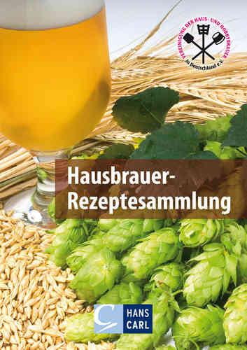 Hausbrauer-Rezeptsammlung, Hrsg. HDV