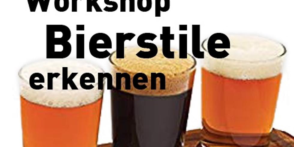 Workshop Bierstile erkennen und vergleichen