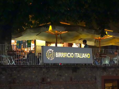 Zu Besuch bei Birrificio Italiano