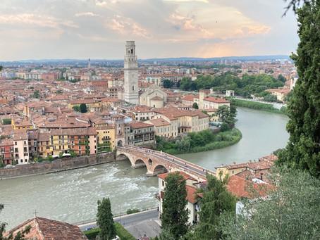 Zu Besuch in Verona