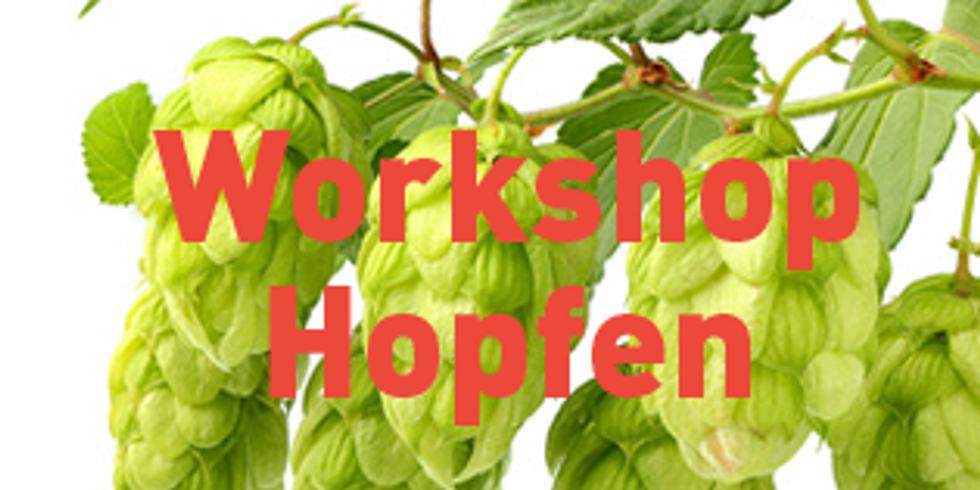 Workshop Hopfen