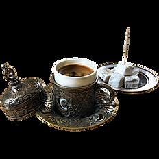Ekte Tyrkisk kaffe
