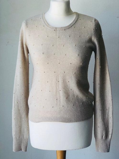 Embellished jumper