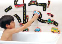 Traffic Bath Stickers