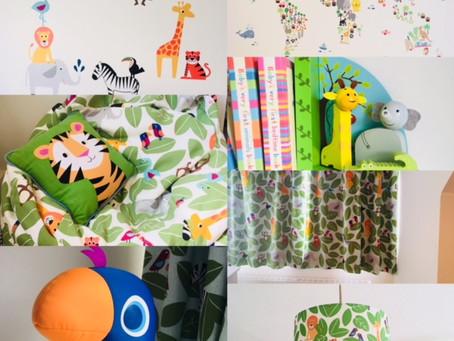 Wildlife Theme Nursery