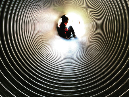 The 'TUNNEL' analogy, and how it could change the way you view (and handle) your toddler&#39