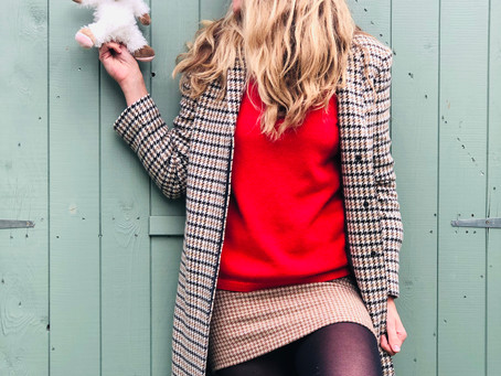 'Wool is one of our most sustainable fibres, since sheep re-grow their fleece every year'