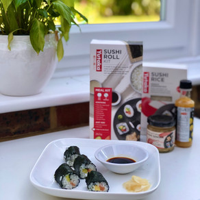 ARE YOU SUSHI SHY? Now's the time to forget all you thought you knew about this Japanese speciality