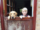 'Family pets can promote calm and happy households'