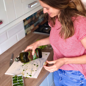 SAVE THE PARSLEY: 'Spare the waste and guilt of having to bin out of date herbs'