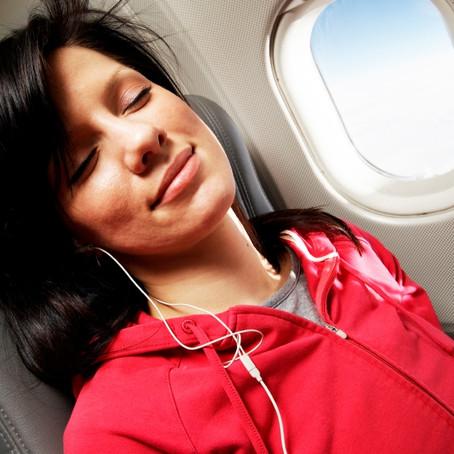 Avoid summer holiday jet lag