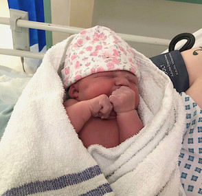 'The reasons behind my decision to have a Cesarean were complex, but I am so grateful that my wi