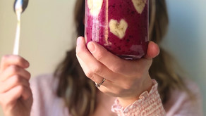 JAR OF HEARTS: Meet the smoothie styling hack that's got us all dusting off our blenders!