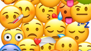 'Emoticons are now becoming a valuable component of written discourse'