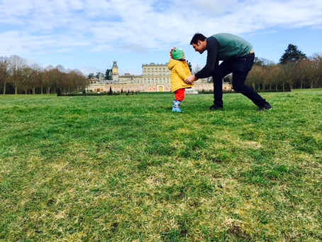 A day out at Cliveden