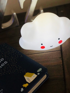 REVIEW: A Little Lovely Company cloud light