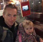 'I put a lot of pressure on myself to be the perfect dad and husband'