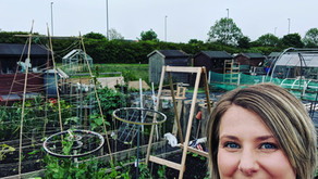 'Owning an allotment has reminded me of what I am capable of achieving'