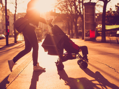 10 Steps to Help Balance Life as a Mum