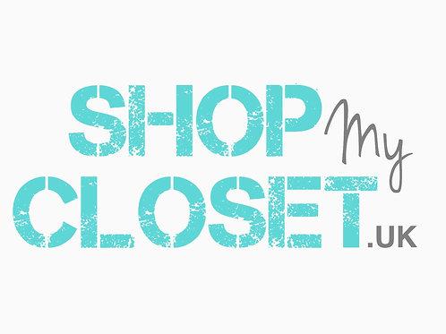 Shop My Closet UK Listing