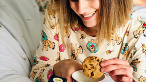 PJs and Dunkin! (Plus more secrets to a good night's sleep)