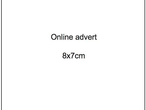 Online advert