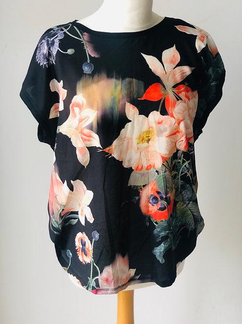 Ted Baker floral top