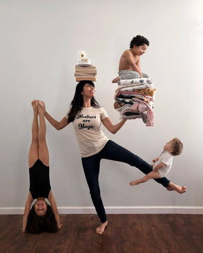 Stay-at-home parents experience higher levels of stress than those who work outside the home
