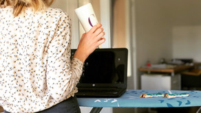IRONING BOARD DESKS: 'Standing-working might help negate the negative effects of sitting too much'