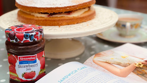 'Baking is proving extremely therapeutic during these challenging times'
