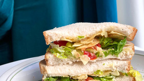 Crisp sandwich, anyone!?