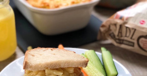 The GRATE Reinvention: If summer did comfort food...it would look like this!