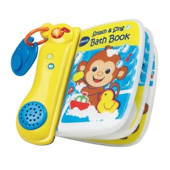 Splash & Sing Bath Book