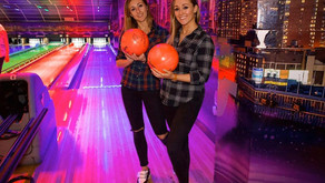 The Townsend Twins put the 'bowling workout' to the test