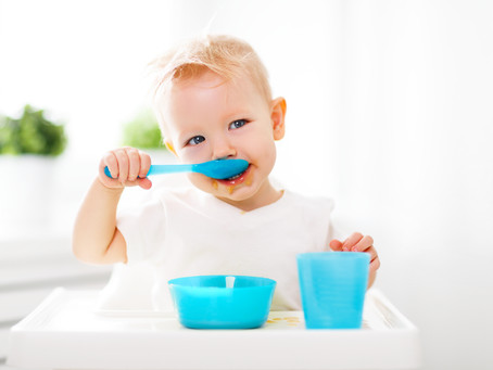 Tackling fussy eating