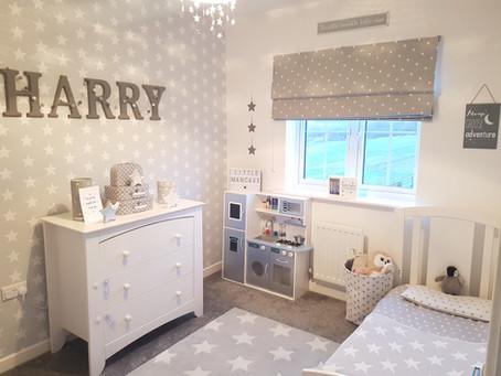 Toddler room redesign