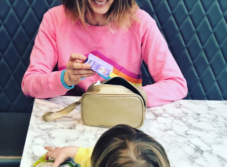 Out & About: Where would we be without a 'mum bag'?