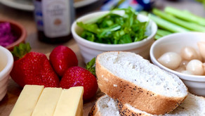 CHEESE BORED: How to rekindle the joy of a Ploughman's lunch